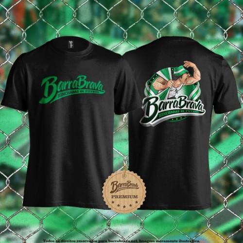 Camiseta preta Barra Brava...