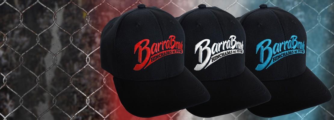 Bonés Barra Brava Hinchadas de Fútbol